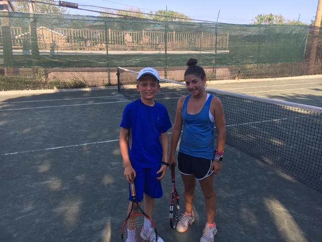 12-u junior crown goes to Eliza Sirovich