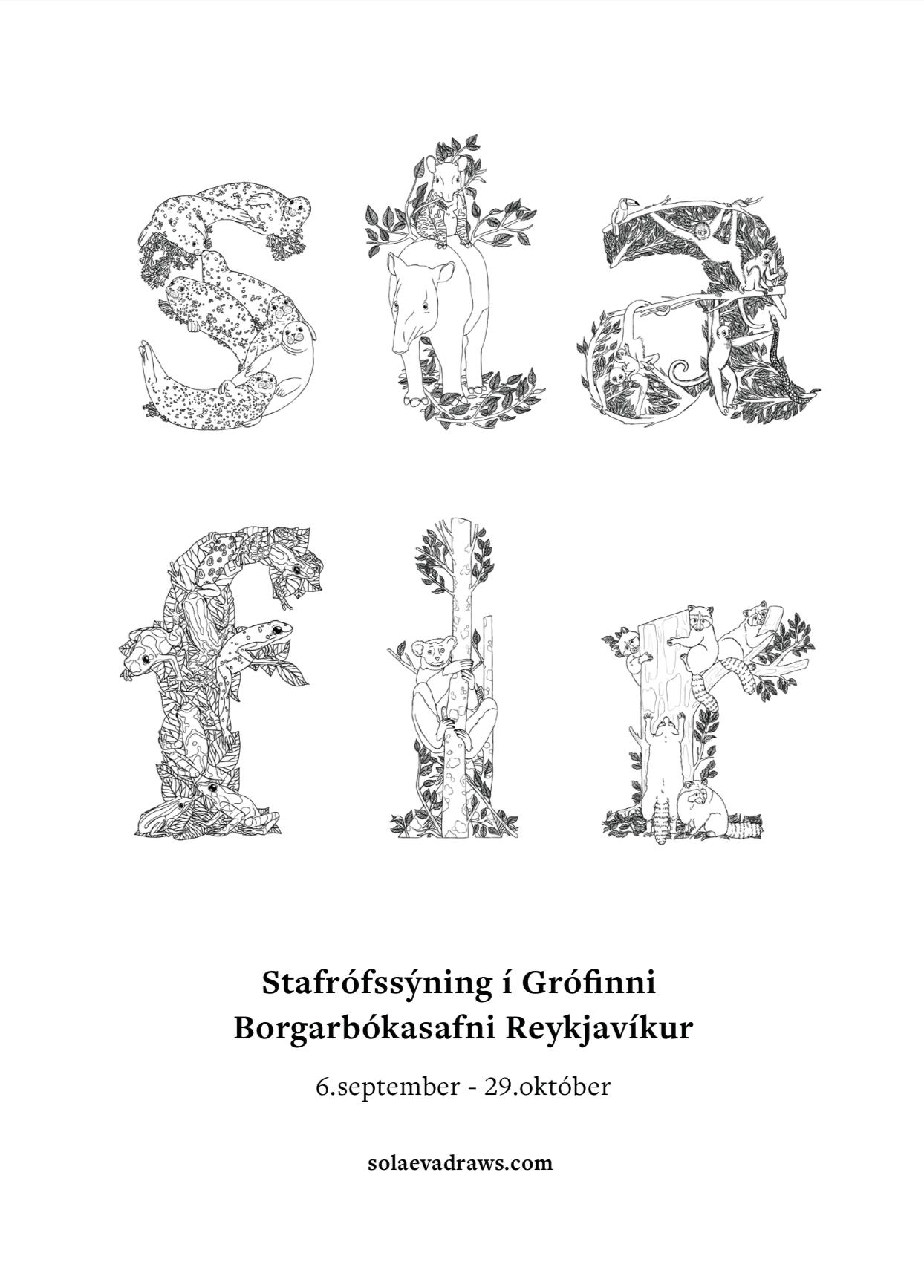 Stafir Flyer.png