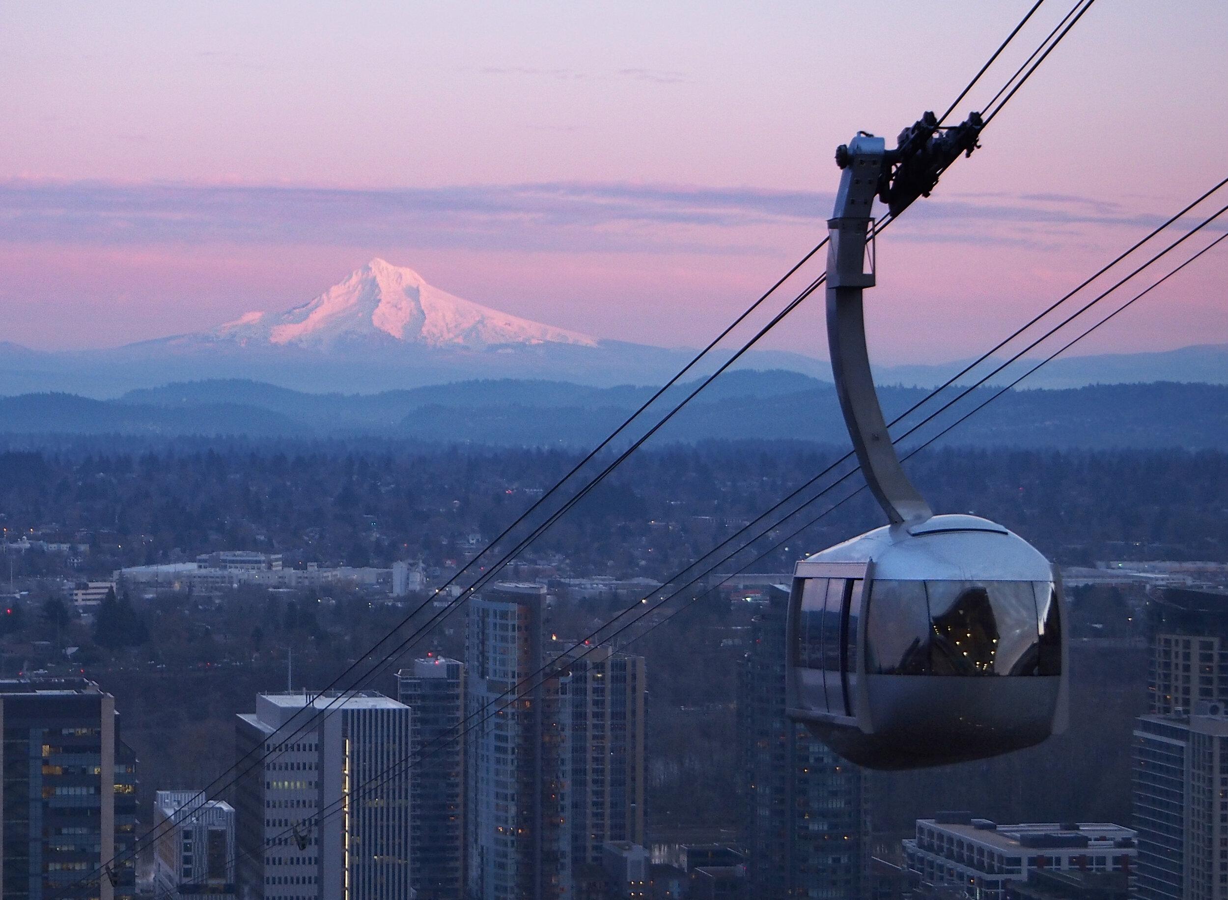 Gallery — Portland Aerial Tram