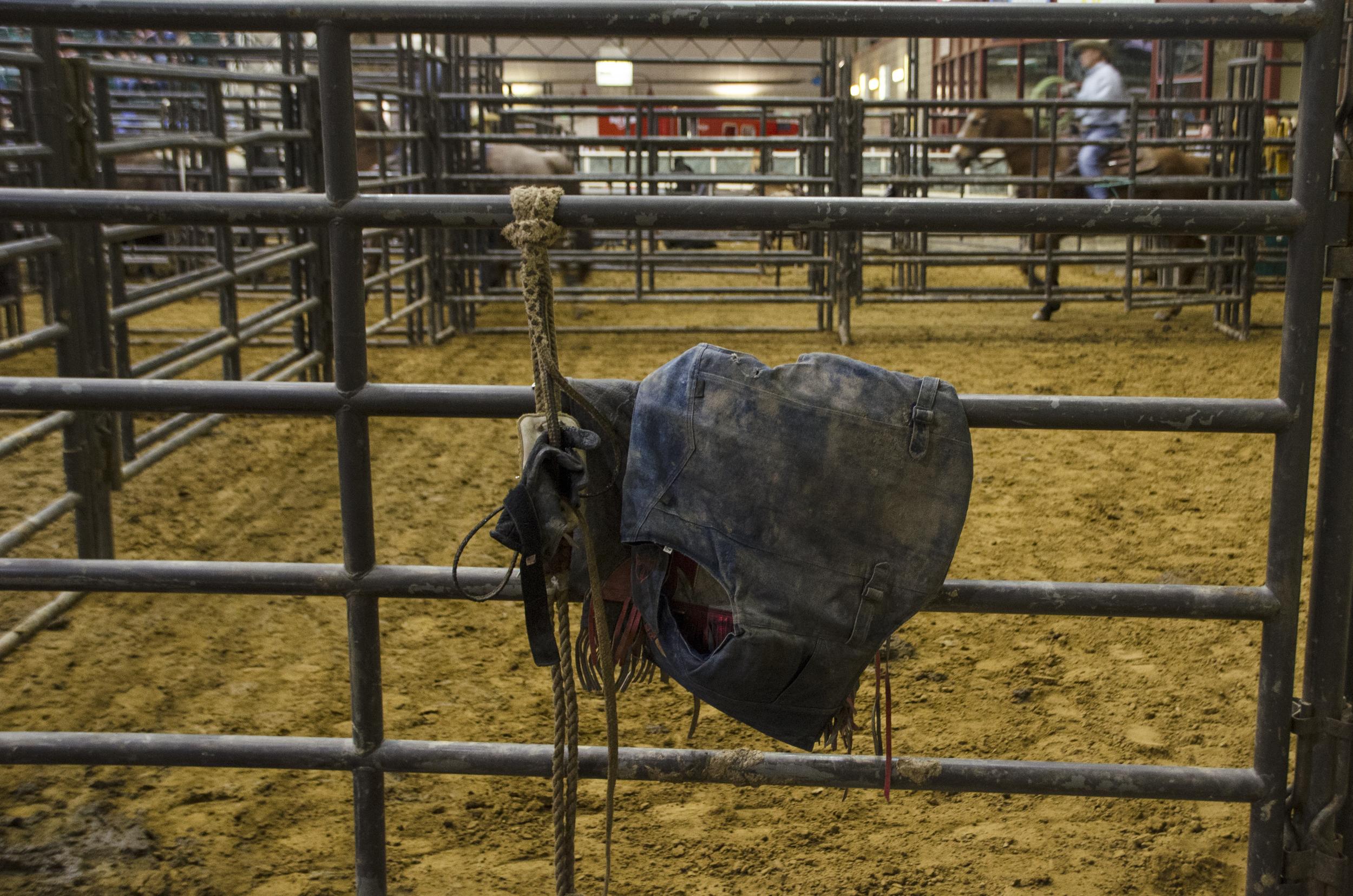 A Cowboy's Gear
