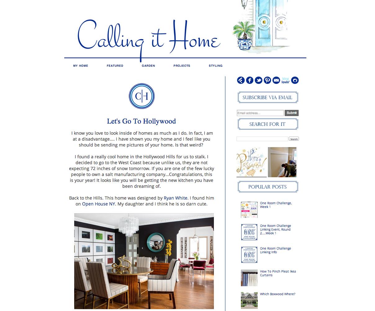 Calling It Home: Ryan White