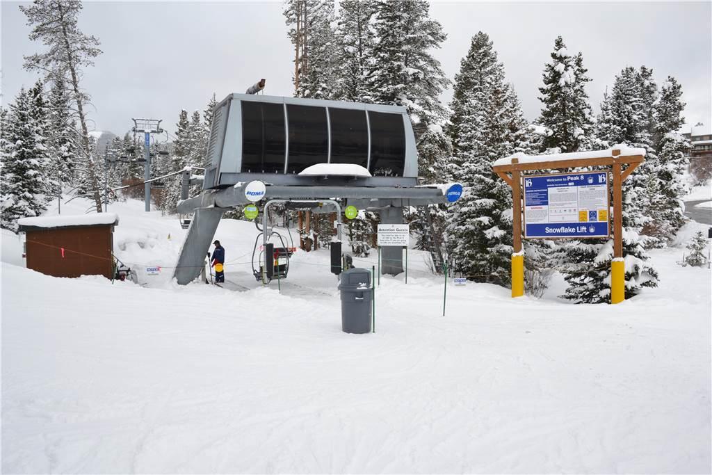 Snowflake Lift