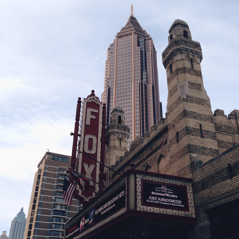 Fox Theatre, Atlanta, GA
