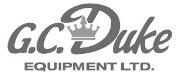 G.C. Duke Equipment Ltd.