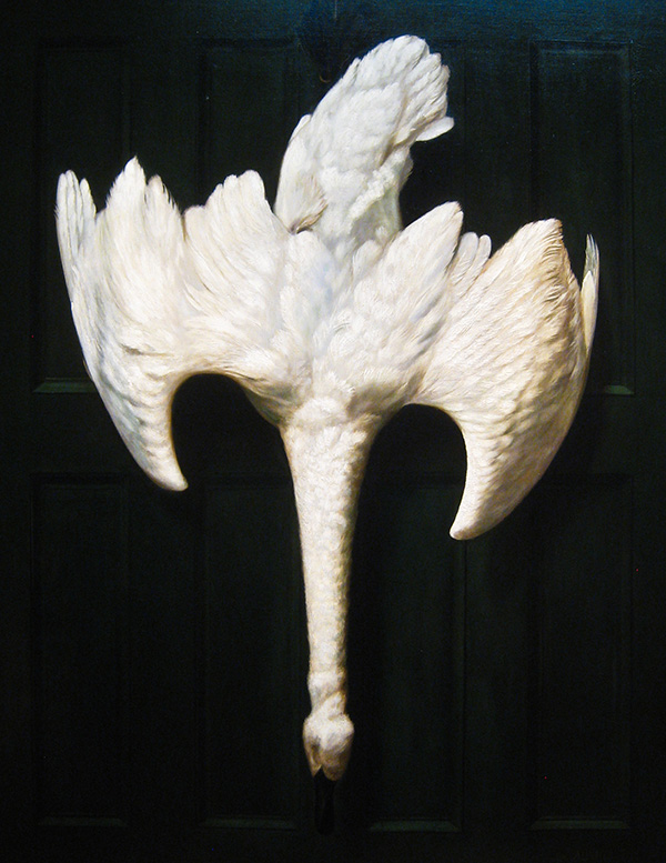 Alexander Pope, The Wild Swan, 1900