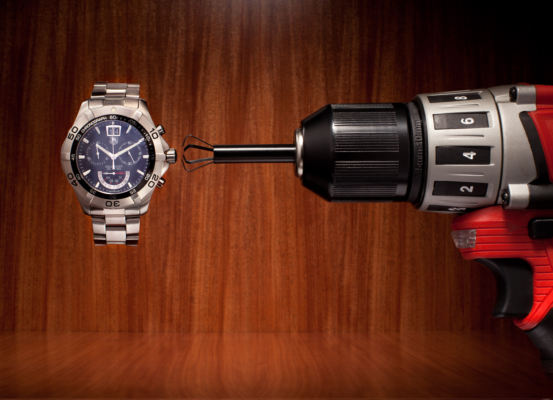I imagine that having to wind a watch would eventually become a chore.