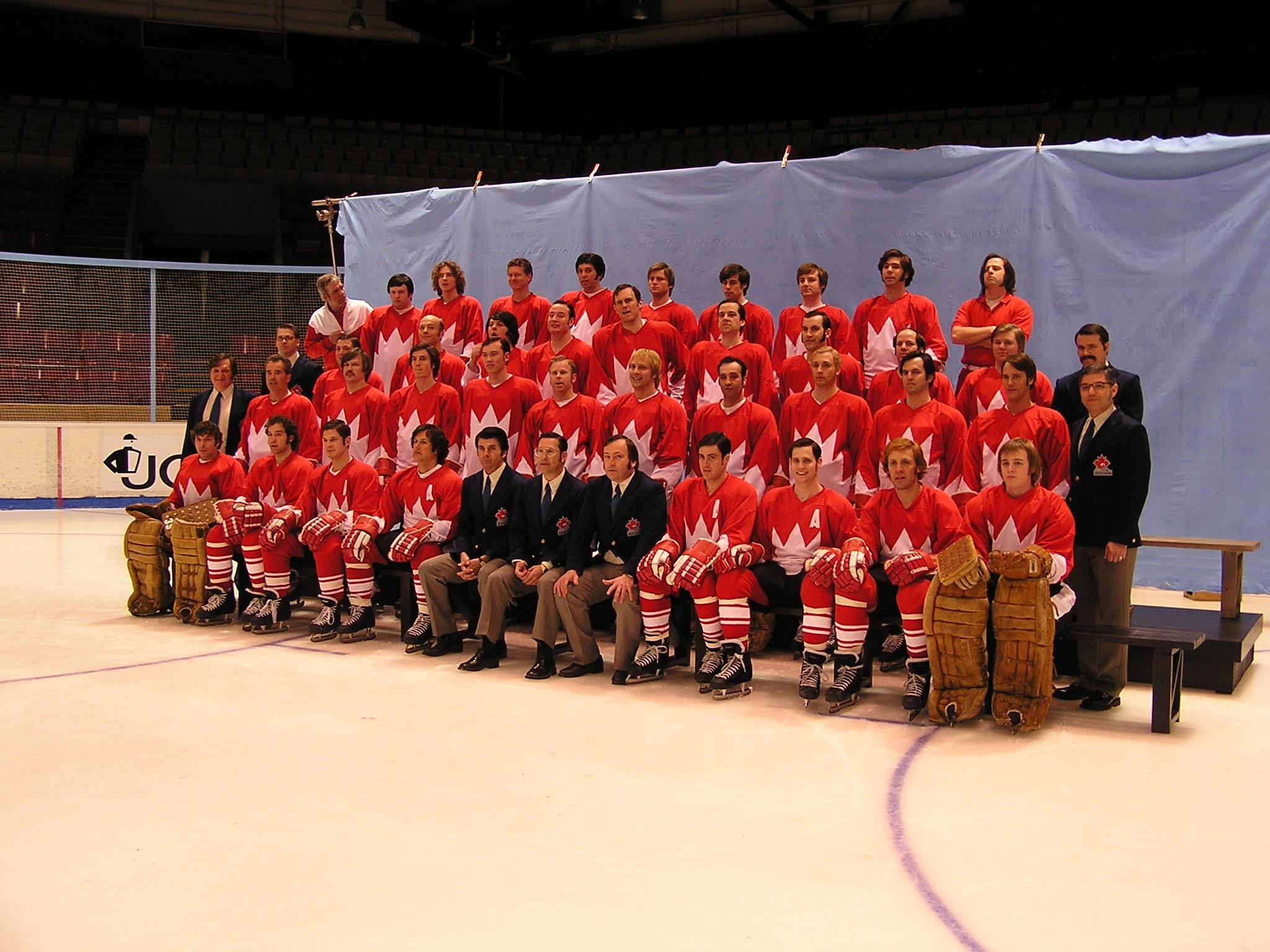 Dream Street Pictures - Canada Russia '72 - Team Canada