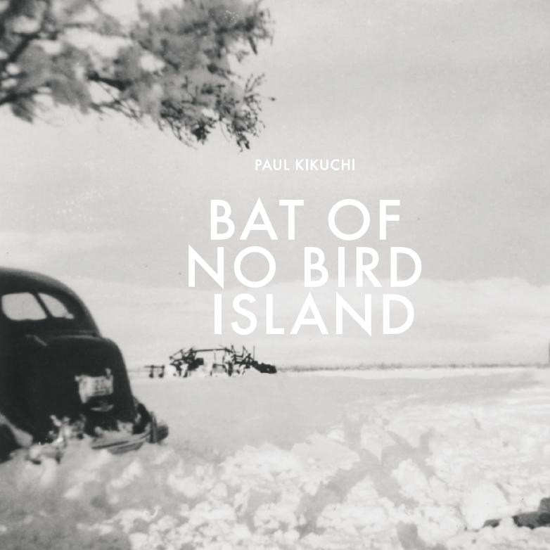 Bat of No Bird Island CD (2015)