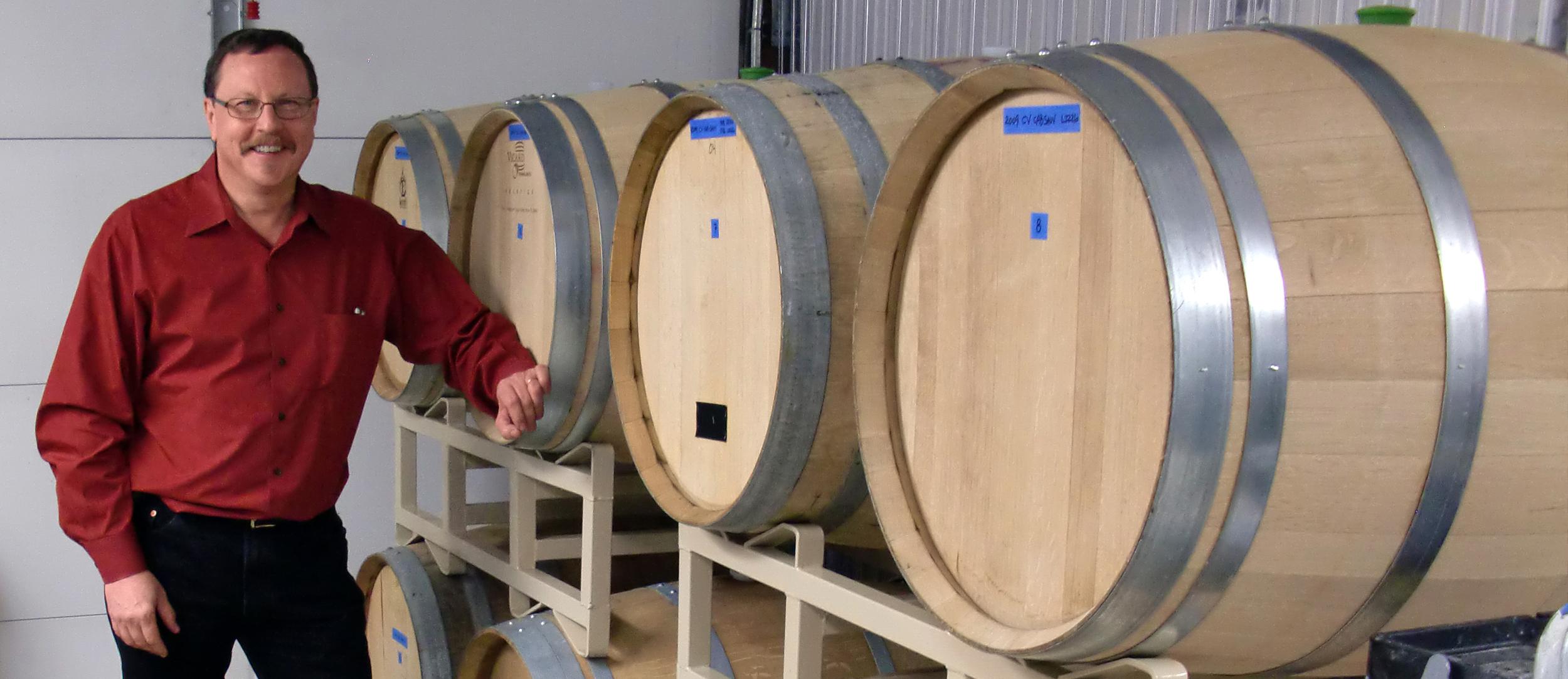 Rob Entrekin, Winemaker