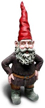 Finn Hill's winery gnome, Finn Hillesen