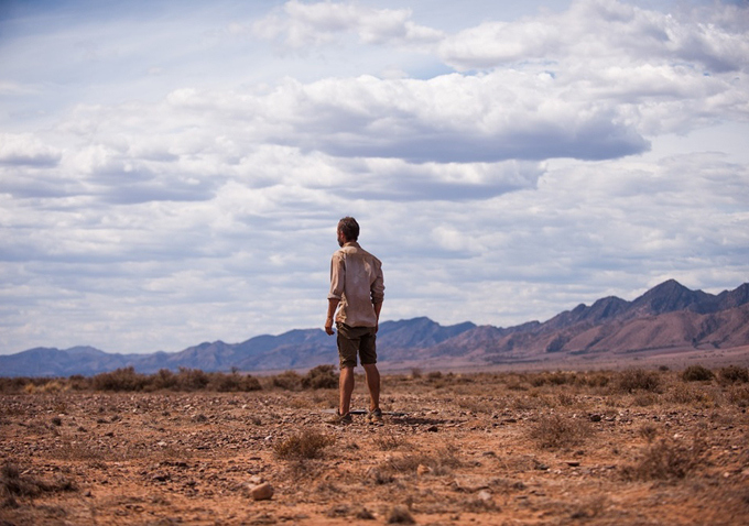 Guy Pearce in 'The Rover'. Courtesy of Roadshow Films.