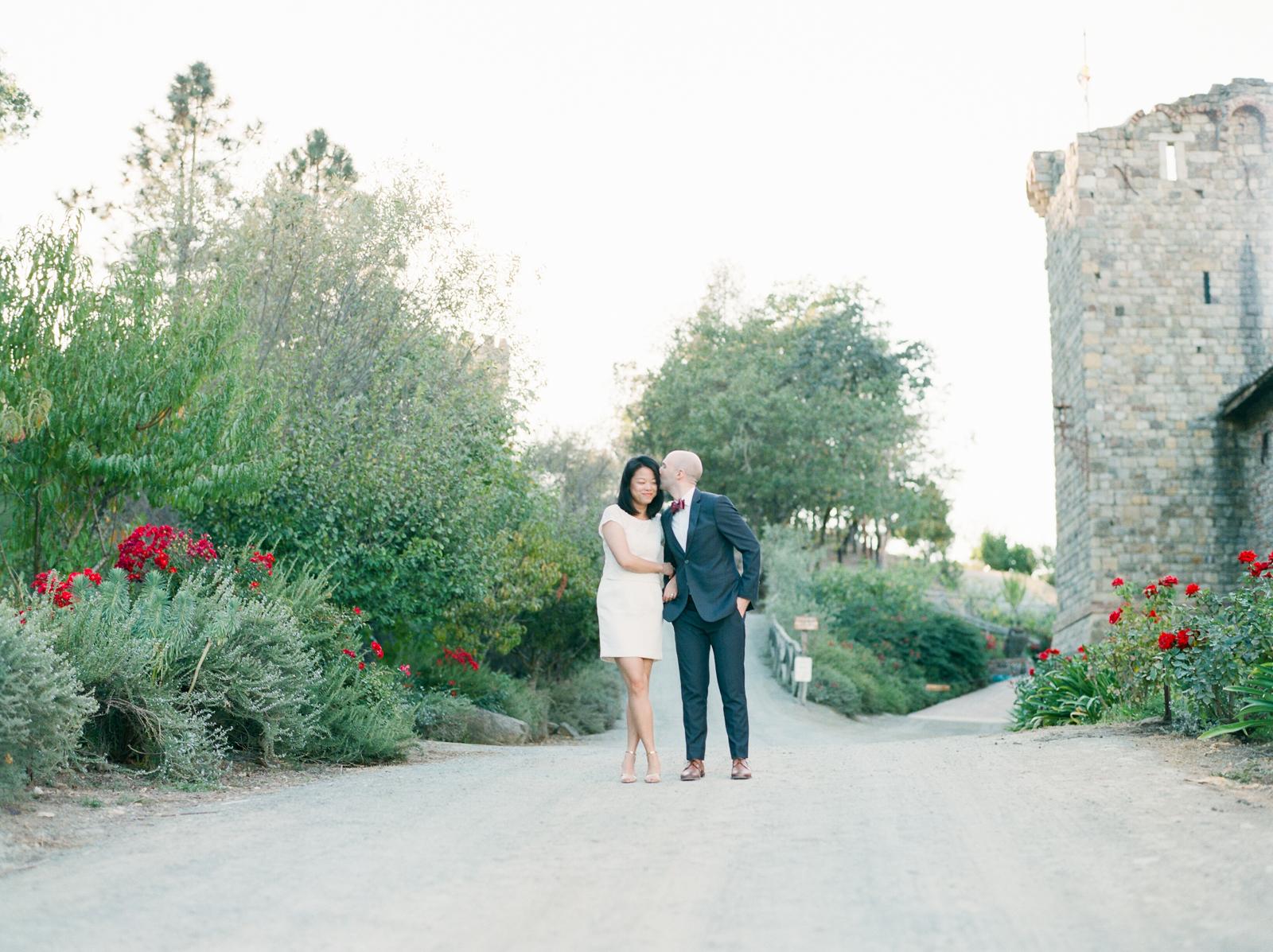 Napa Valley Engagement Session - Fine Art Photographer