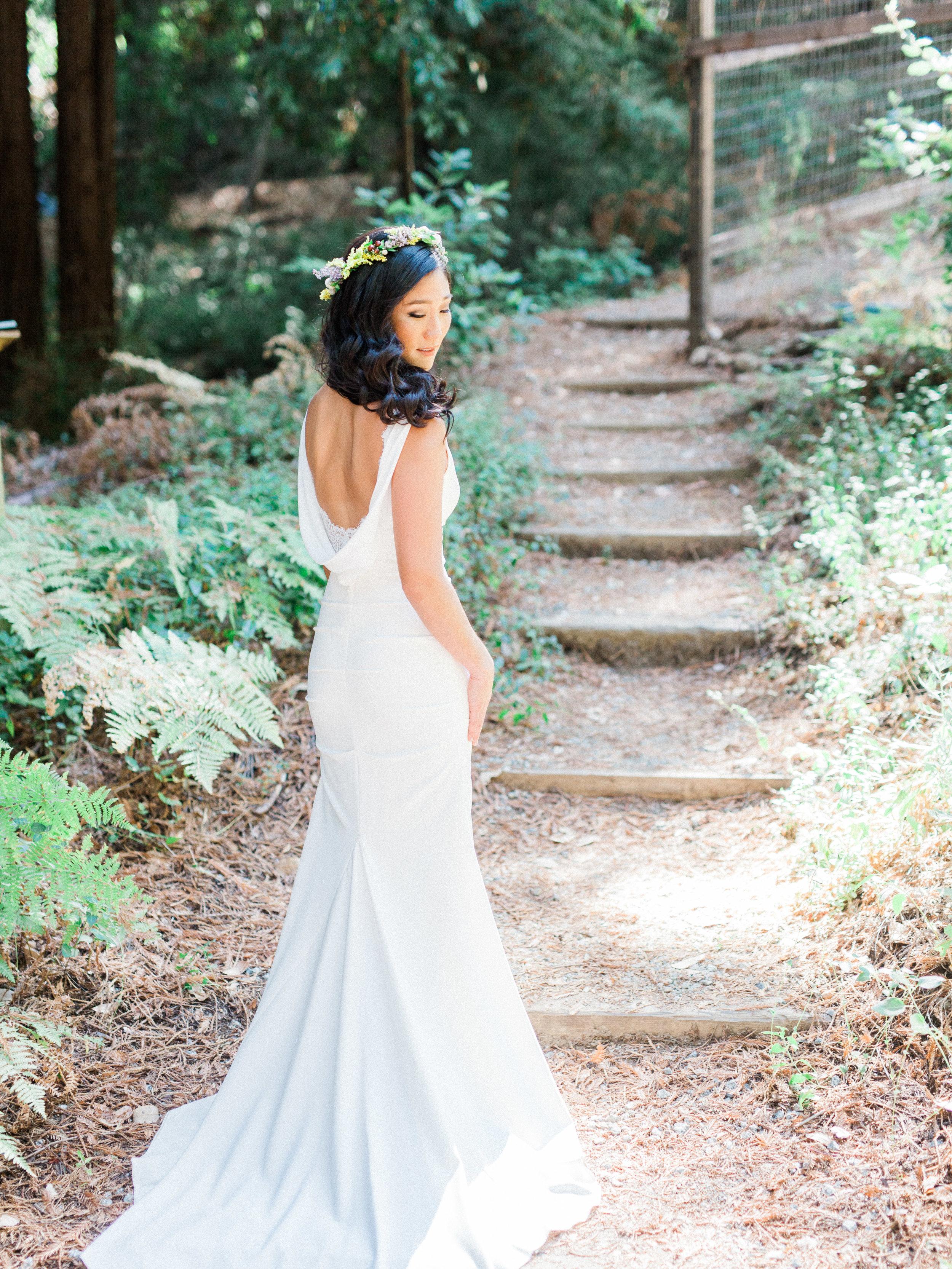 Sequoia Retreat Center, Ben Lomand Wedding