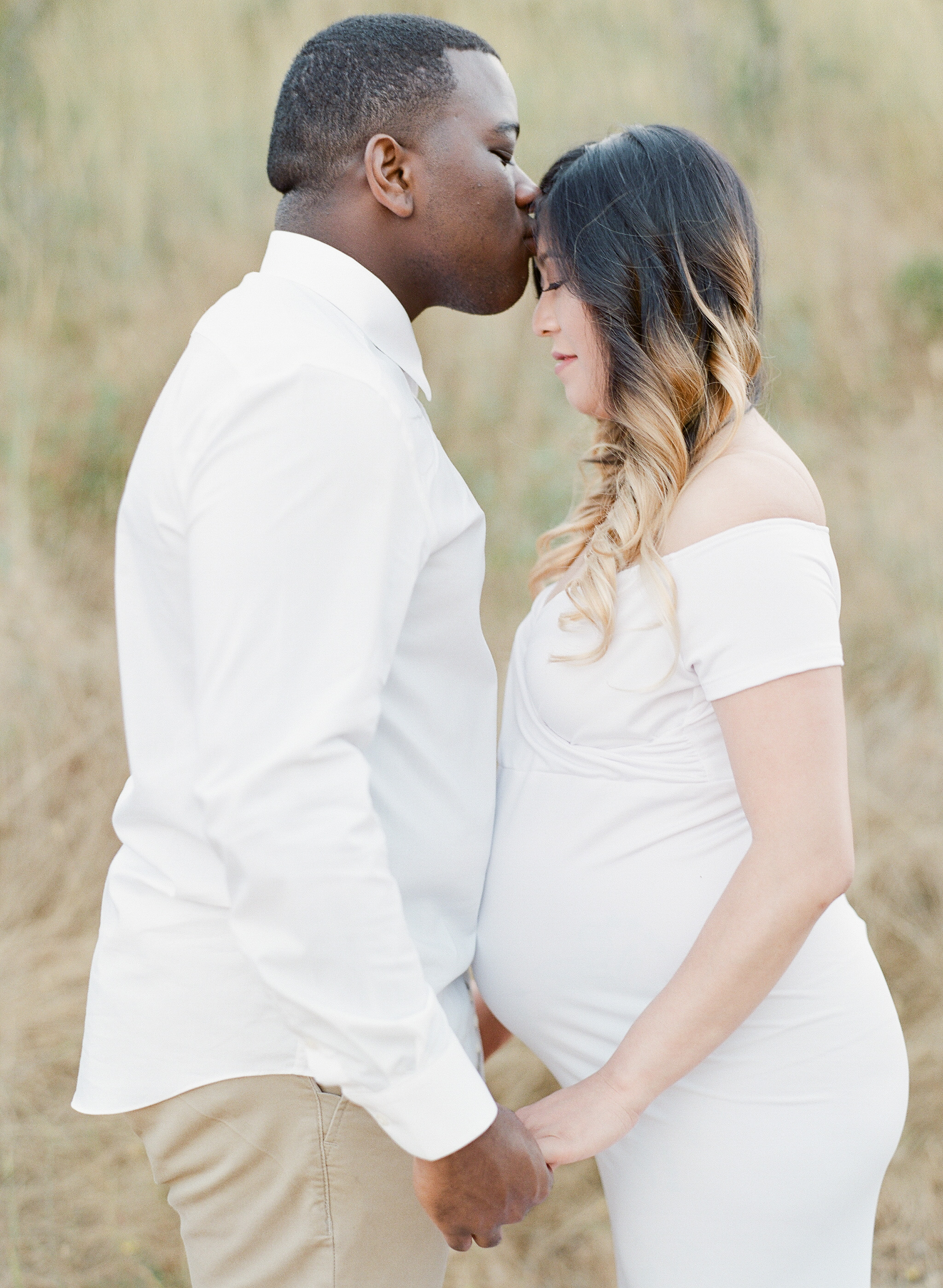 Oakland - San Francisco Maternity Session | Film Photographer