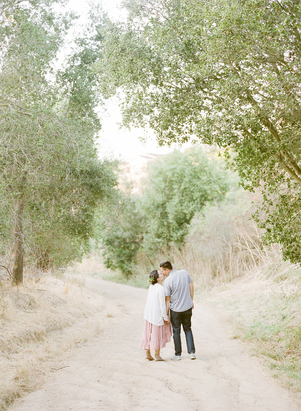 San Francisco Maternity Session Film Photographer Jenny Soi