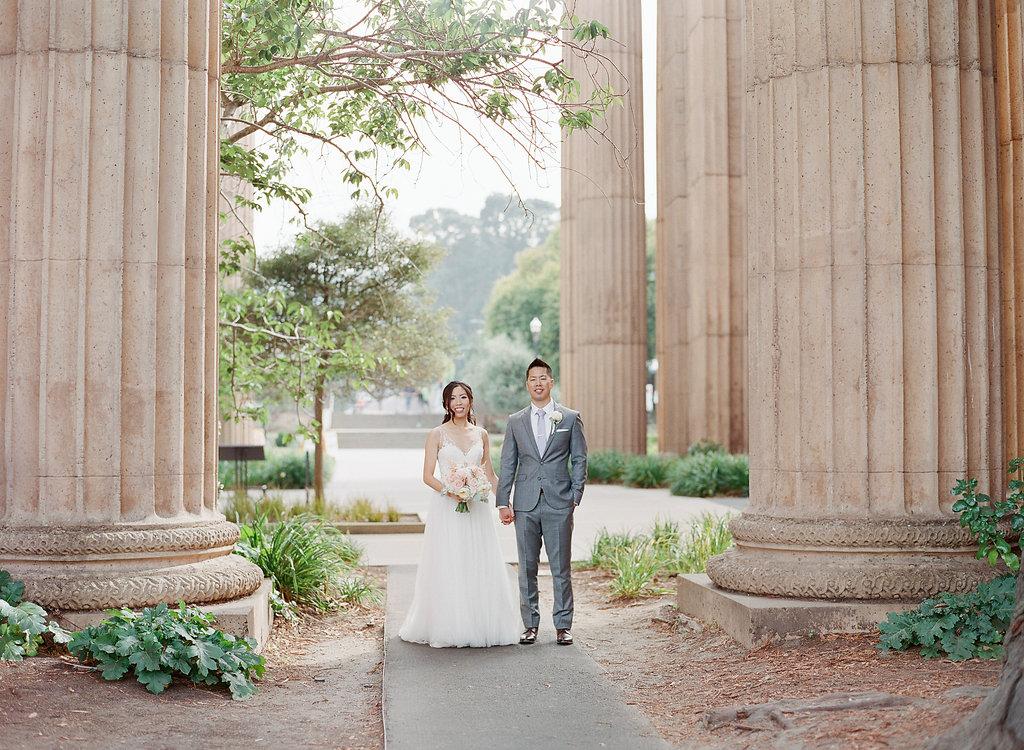 JennySoiPhotography-EJCityHallWedding-326.jpgSan Francisco City Hall Private Ceremony Wedding - Fine Art Film Photographer - Romantic film wedding