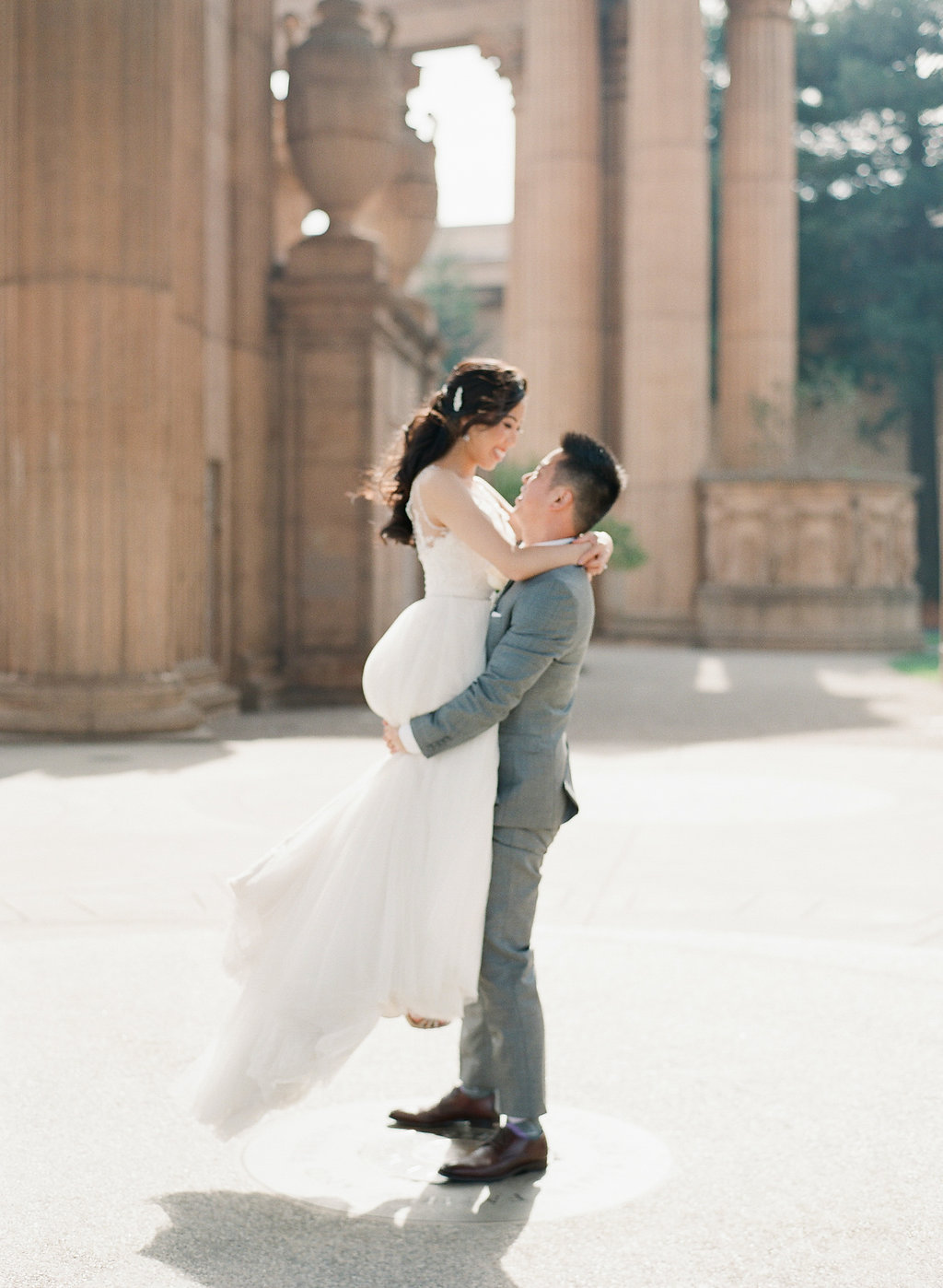JennySoiPhotography-EJCityHallWedding-302.jpgSan Francisco City Hall Elopement Wedding Fine Art Film Photographer - Romantic natural light wedding photos