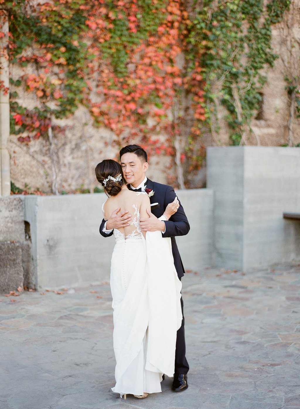 Mountain Winery Fine Art Luxury Wedding - San Francisco Napa Valley Film Wedding Photographer