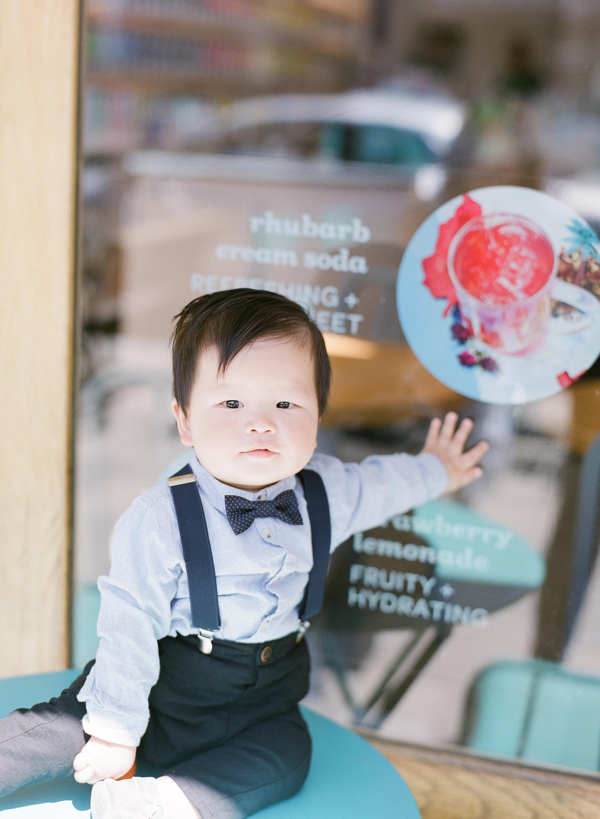 Jenny Soi Photography Baby Jaacobs Korean First Birthday Film Photographer