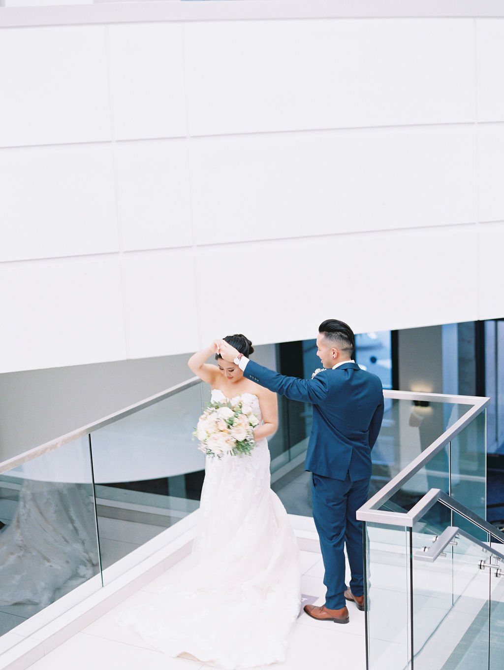 JennySoiPhotography-S&SSFAirportWeddingBrideandGroom-141.jpgSan Francisco Fairmont Hotel Wedding Fine Art Film Wedding Photographer