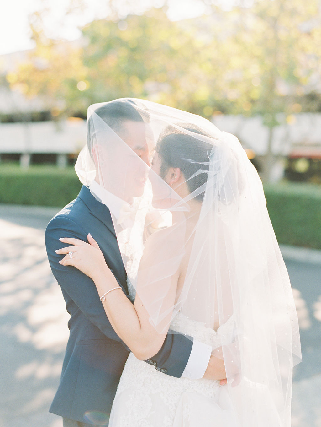 San Francisco Fairmont Hotel Wedding Fine Art Film Wedding Photographer