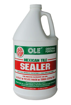 Glaze n' Seal Sealers & Cleaners