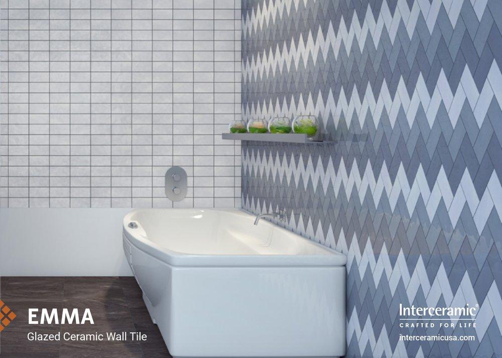 Emma By Interceramic Tile Encounters Ventura