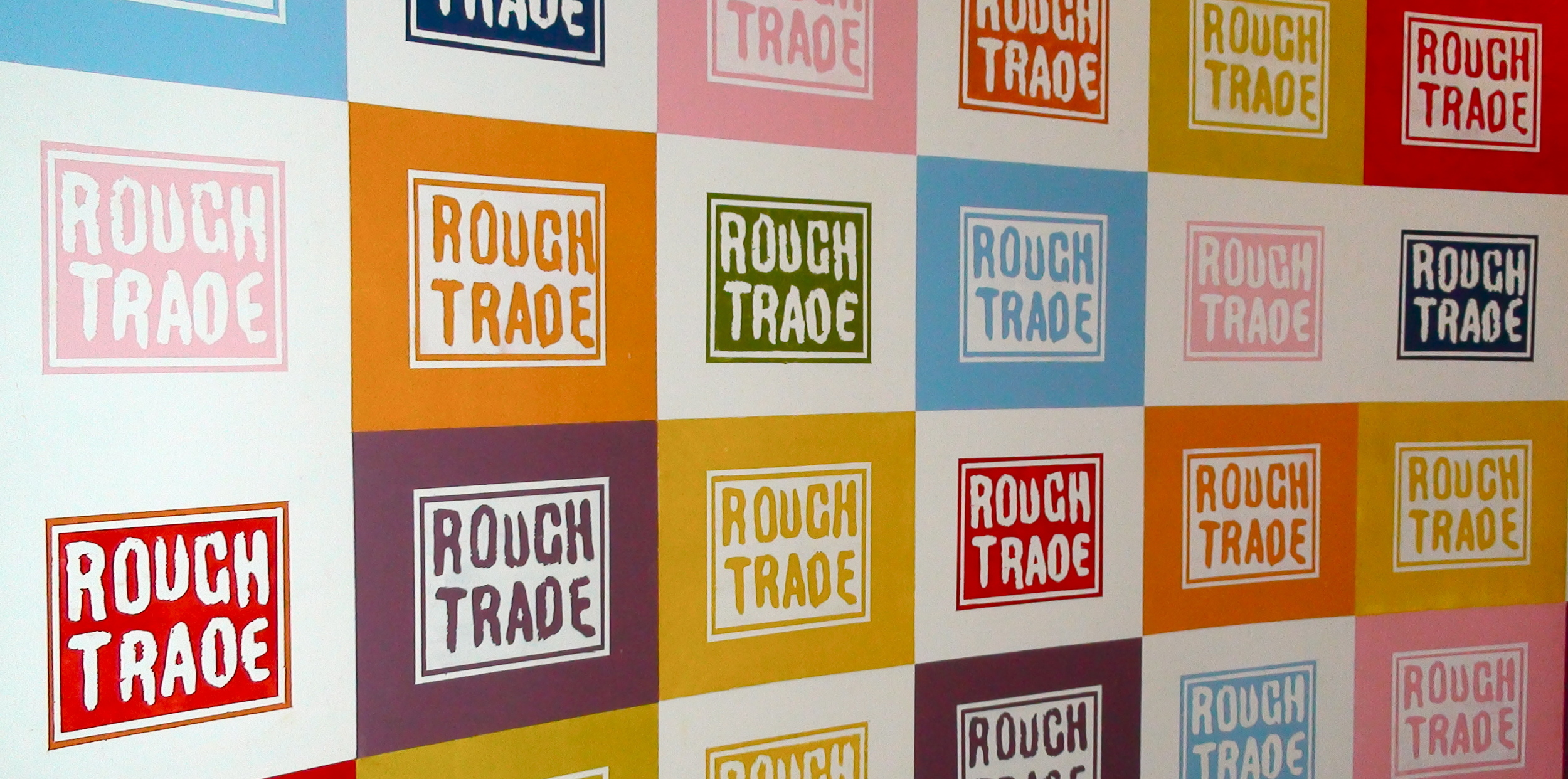 roughtraderecordsmural