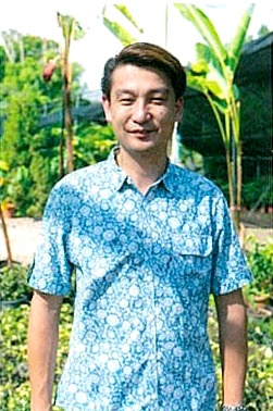 Vincent Chia, Chief Executive Officer of Tropic Planners & Landscape Pte. Ltd.