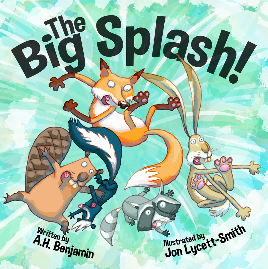 'The Big Splash!' - Cover