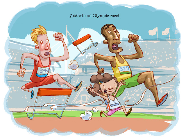 'What Will I Be?' Olympics!