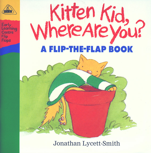 'Kitten Kid, Where Are You?' - Cover