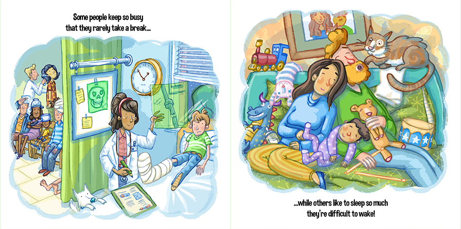 'Who Will I Meet?' - Doctor and New Parents