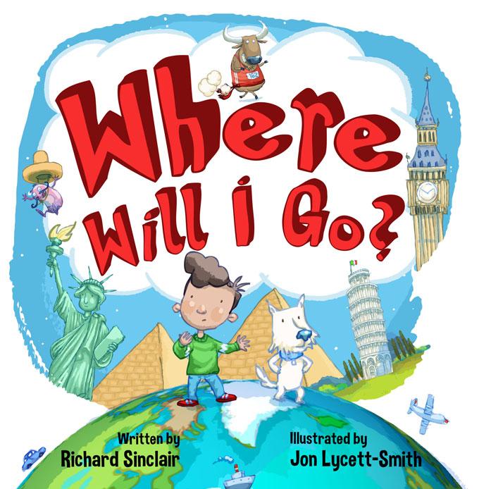 'Where Will I Go?' - Cover