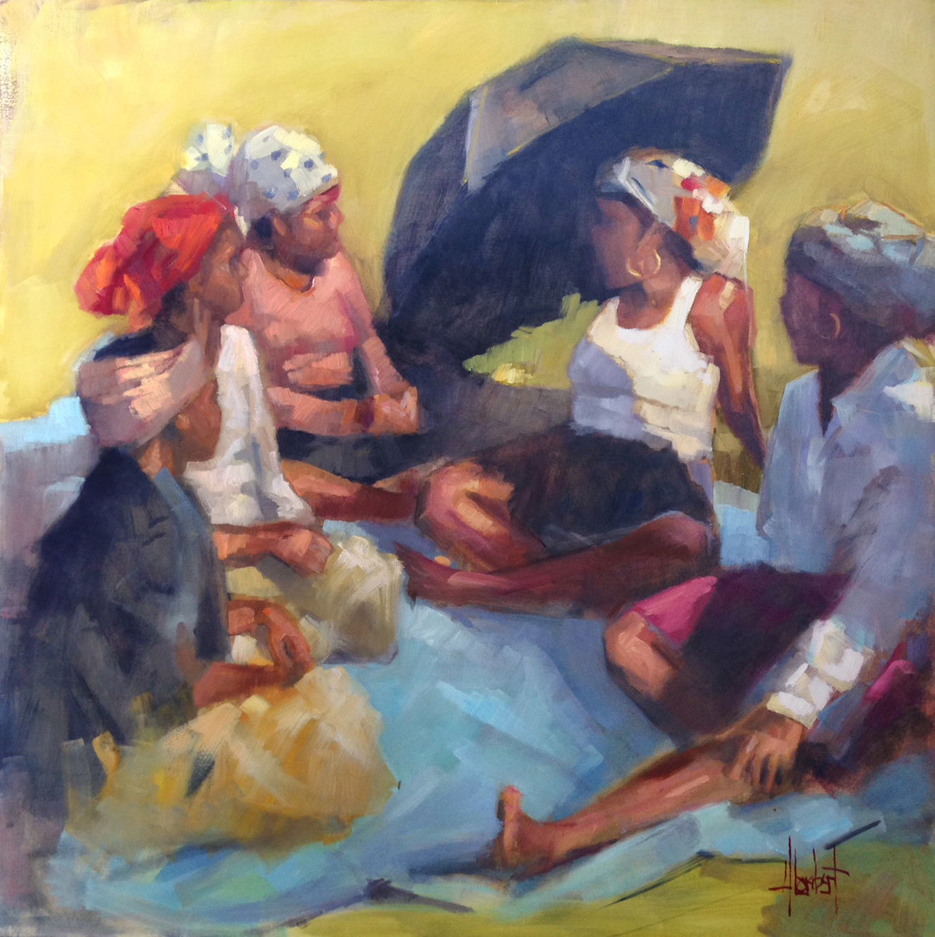 Lambert The Storyteller 24x24 oil.jpg