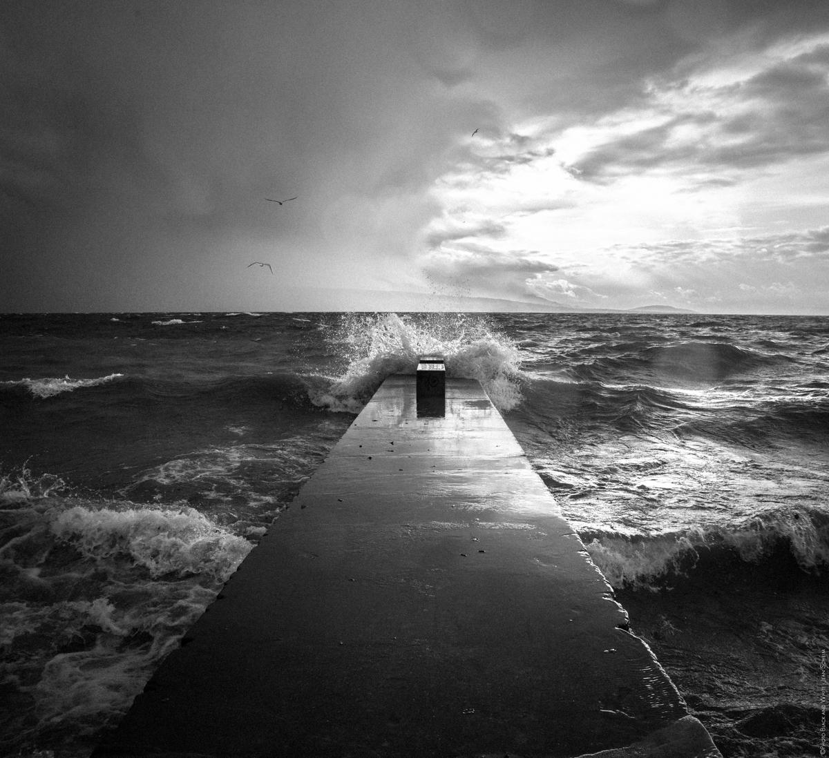 Lutry Beach - Jean Scheim