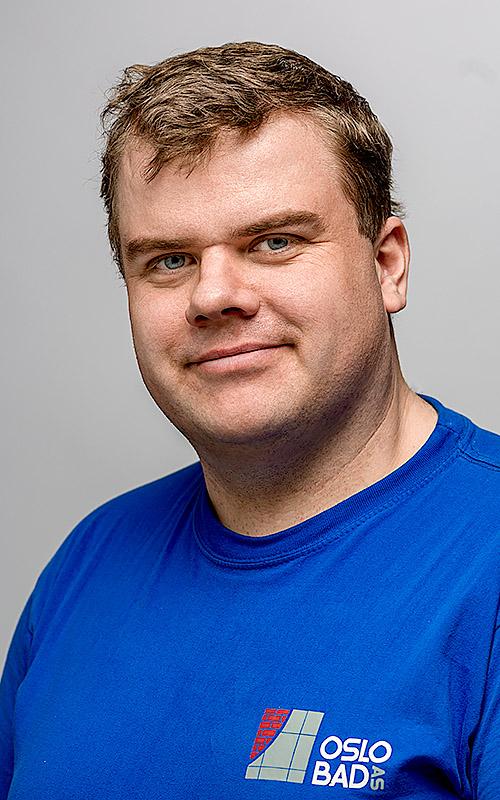 Martin Thomsen  Tømrer / Avdelingsleder Partner i Oslo Bolig  Telefon: 479 68 649 E-post: mt@oslo-bolig.no