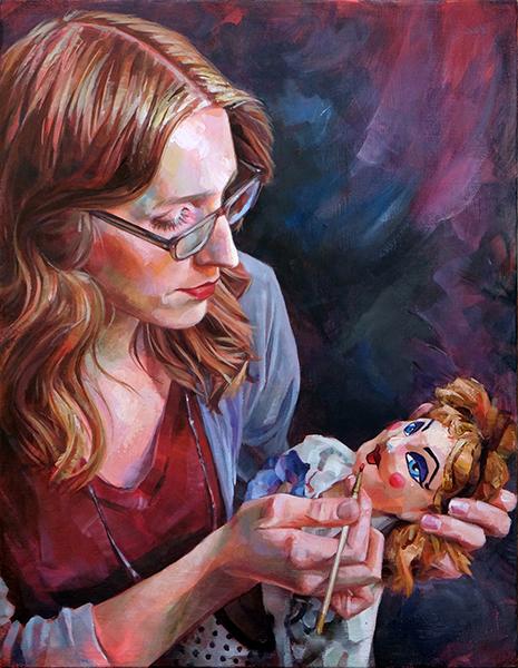 """Norah"" by Drew Johnson"