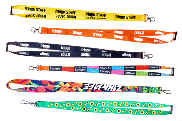 Copy of Lanyards & Name Badges
