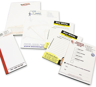 Copy of Notepads & Forms