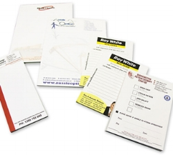 Notepads & Forms