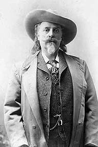 Buffalo Bill was a headliner at the World's Fair- he also lived in Rochester!  Source