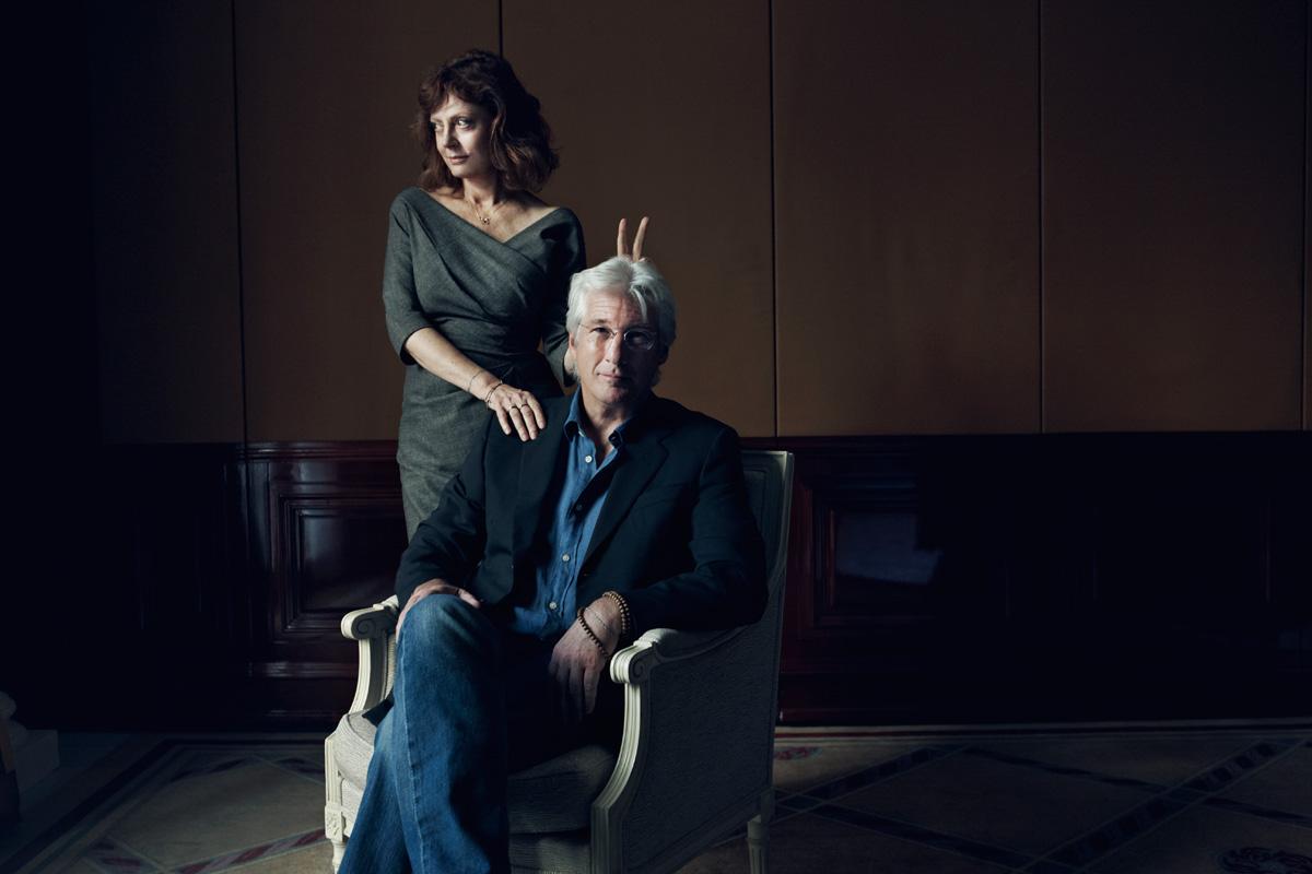 Susan Sarandon & Richard Gere