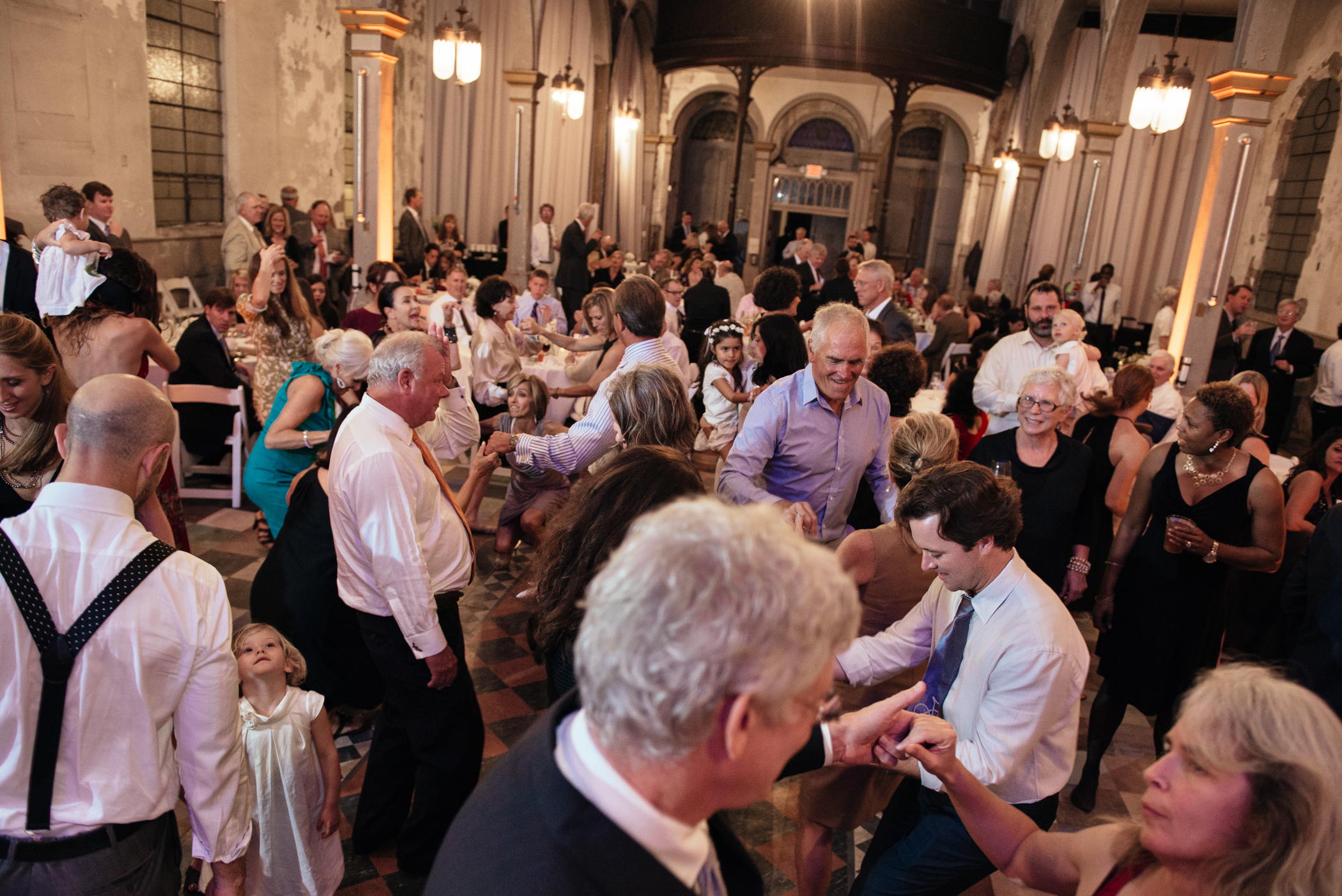 Marigny Opera House, New Orleans wedding