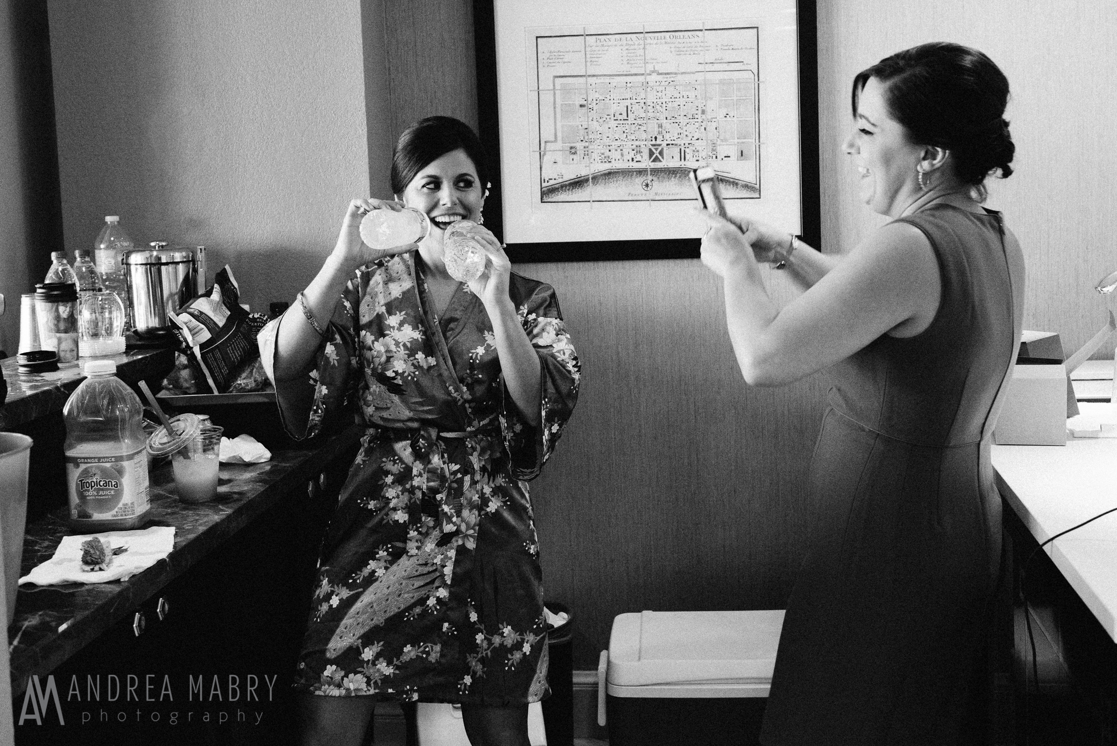 New Orleans French Quarter wedding