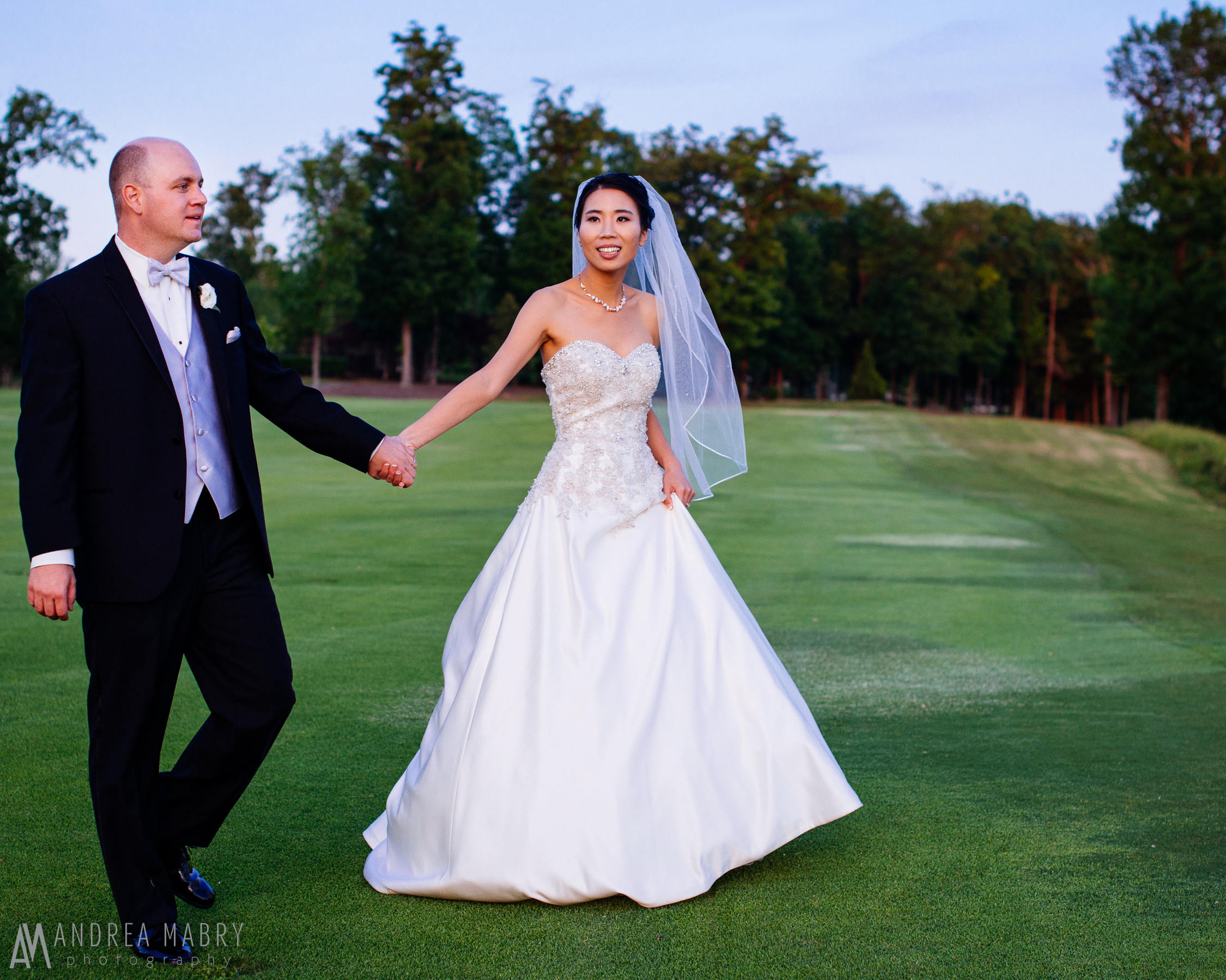The Ledges wedding, Huntsville wedding
