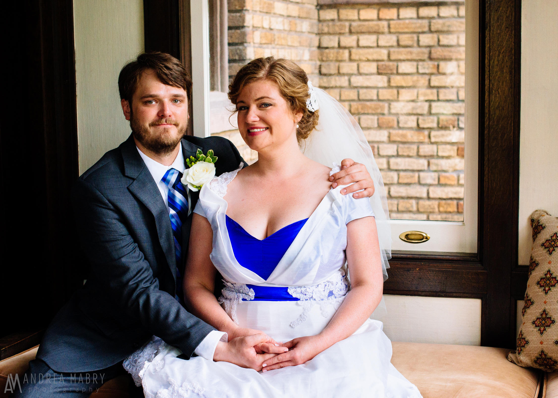 Clubhouse on Highland wedding, Downtown Birmingham Alabama wedding