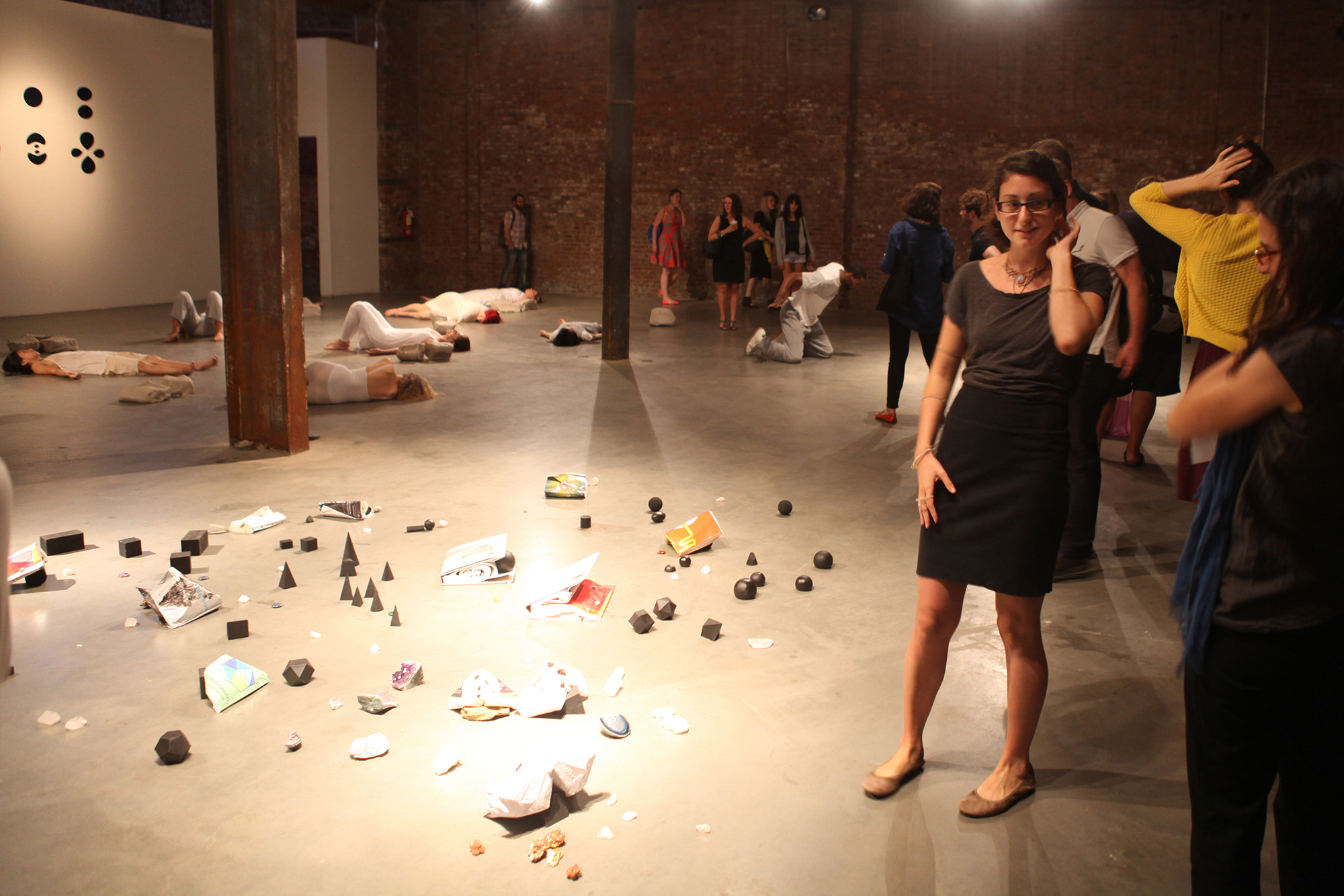 When All Thing Evaporate, We'll Talk About Minerals  Performance, 2014