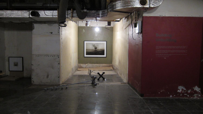 Building/Unbuilding    Multi-media Installation  December 27 2012-January 31, 2013  Art Space 53, Seoul 53 Hotel, Seoul