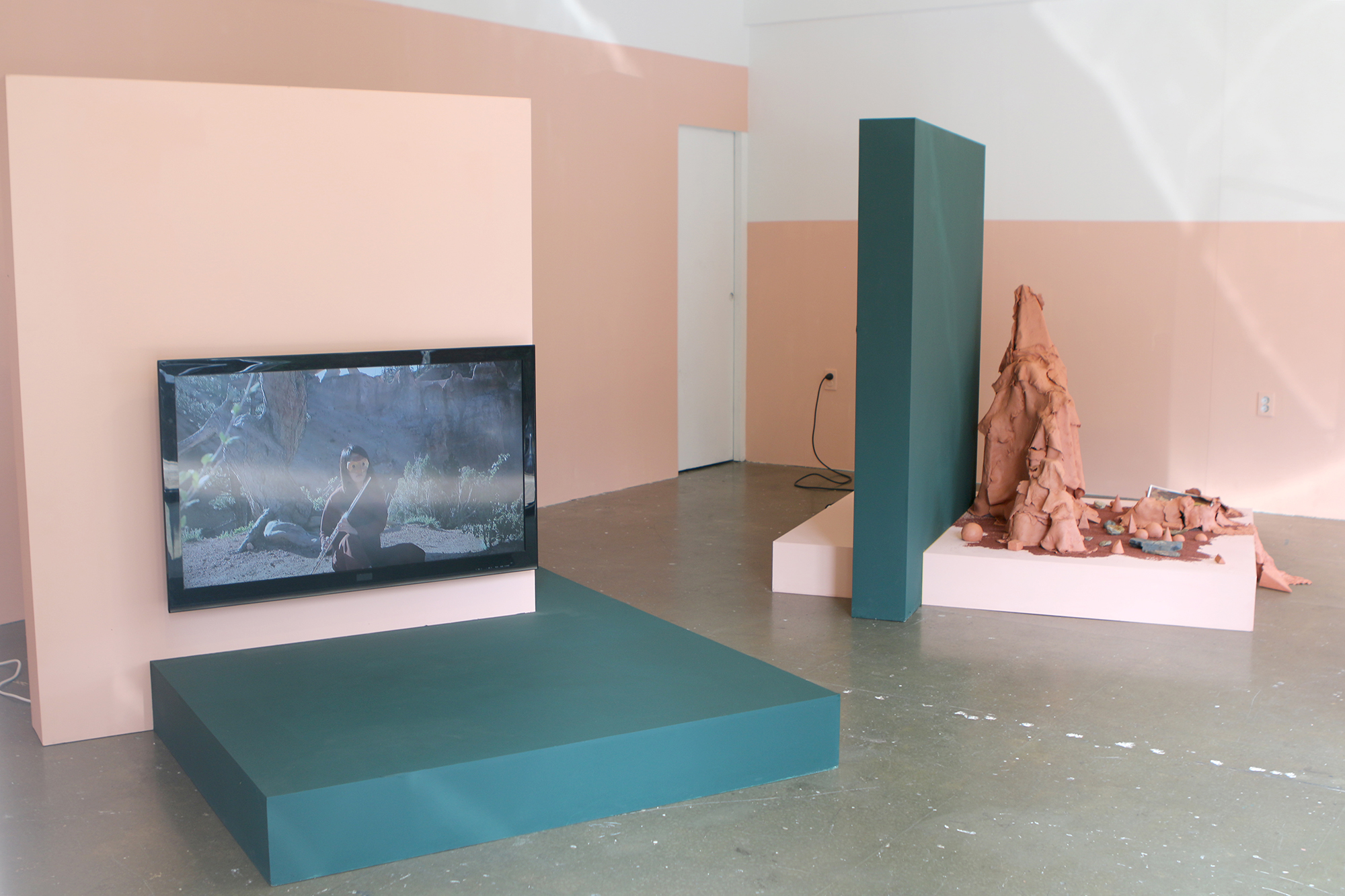 Treatise on Rhythm, Color, and Birdsong  Exhibition, 2016
